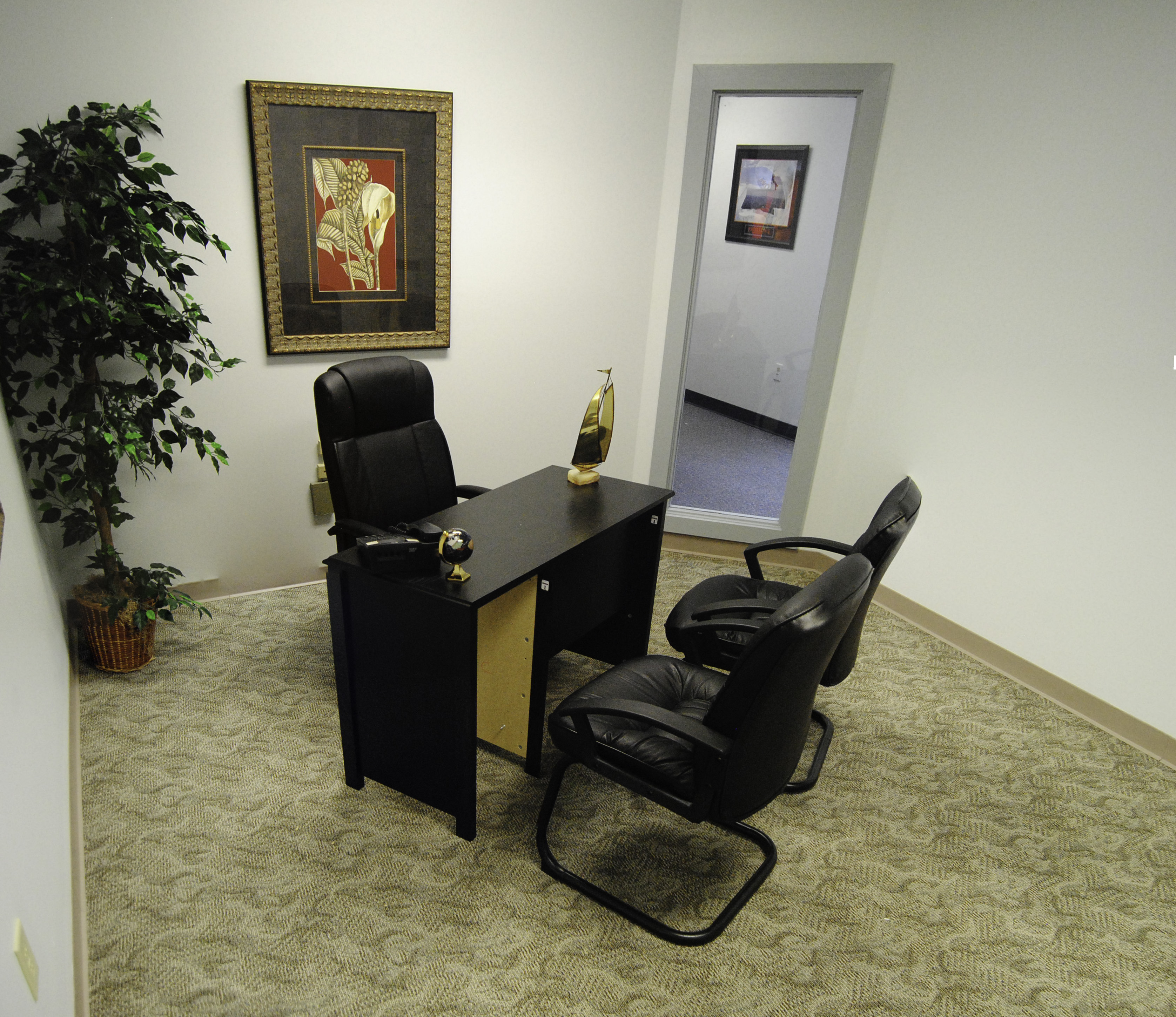 Capital Executive Example Office